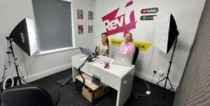 Wirral Podcast Studio